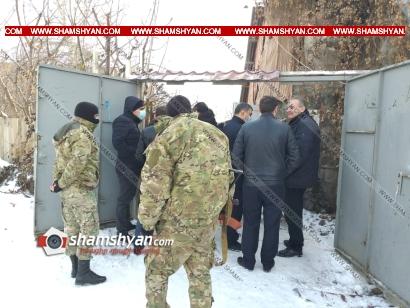 Արտակարգ դեպք Երևանում․ հետախուզման մեջ գտնվող քաղաքացին երեխայի է պատանդ վերցրել․ նրա հետ բանակցում է ՀՀ ոստիկանապետ Վահե Ղազարյանը