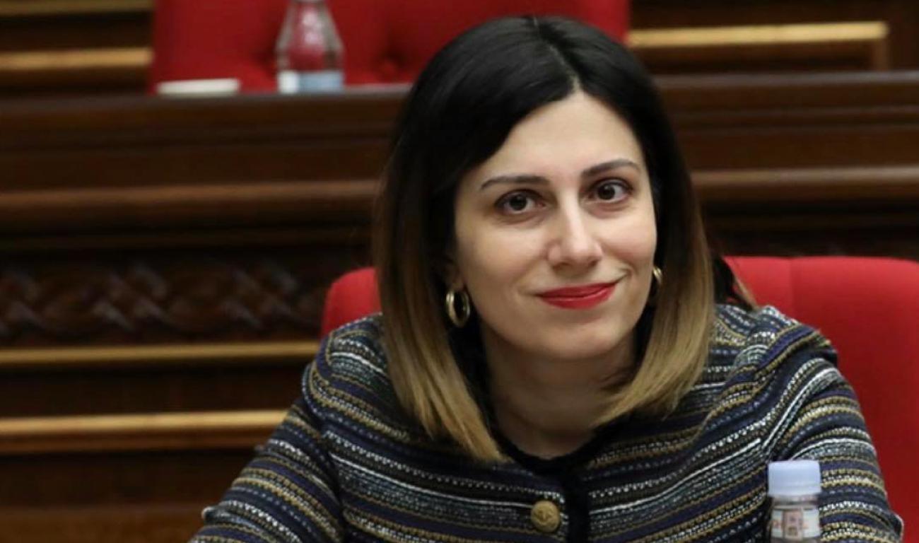 Photo of Анаит Аванесян назначена министром здравоохранения РА