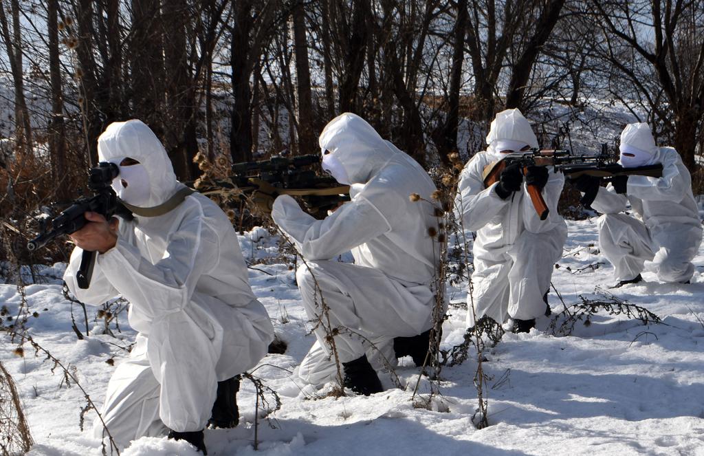 Photo of 4-րդ զորամիավորումում անցկացվել են մասնագիտական պարապմունքներ