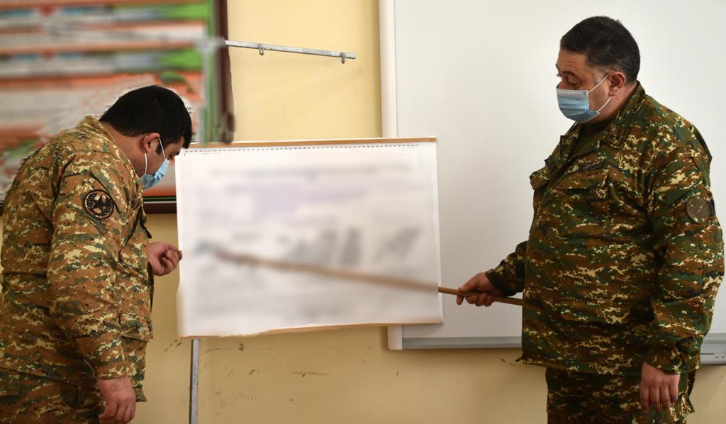 Photo of 5-րդ զորամիավորումում անցկացվել է եռօրյա հավաք-պարապմունք
