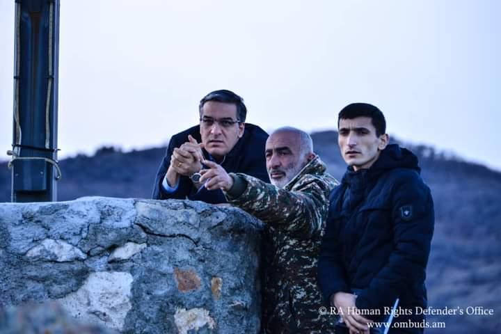 Photo of Գորիս, Որոտան ու Շուռնուխ կատարած այցերը հաստատում են` լուրջ սպառնալիքներ են ստեղծվել Հայաստանի սահմանային բնակիչների կյանքի իրավունքի ու անվտանգության