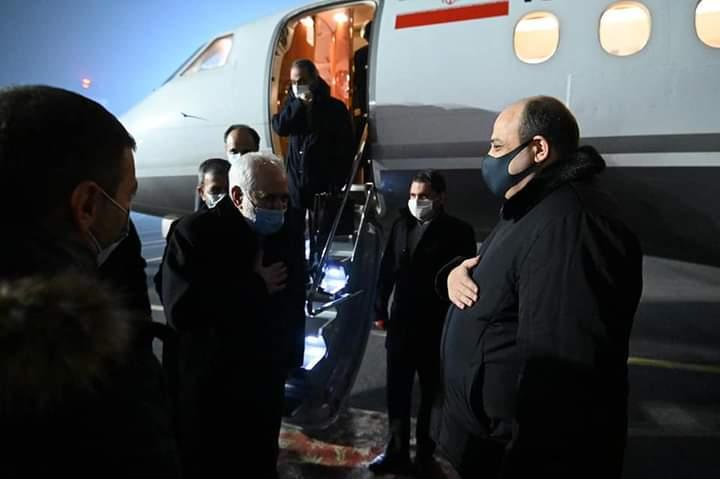 Photo of Մոհամմադ Ջավադ Զարիֆը Երևանում է