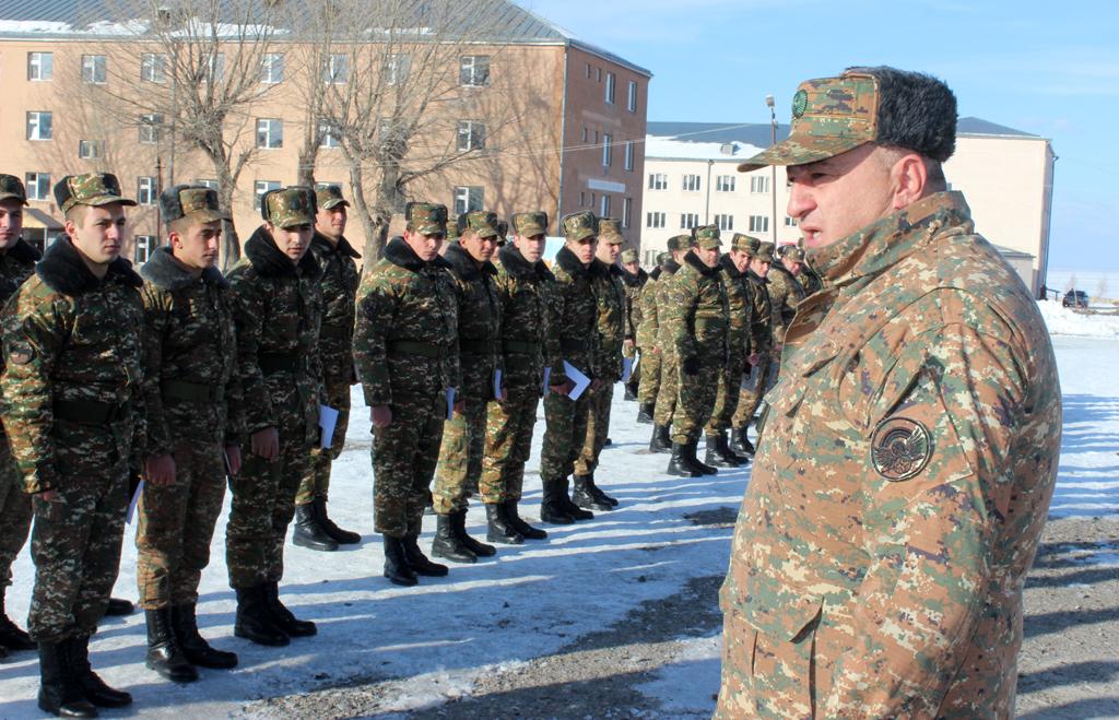 Photo of Պարտադիր ժամկետային ծառայությունն ավարտած զինծառայողները զորացրվել են
