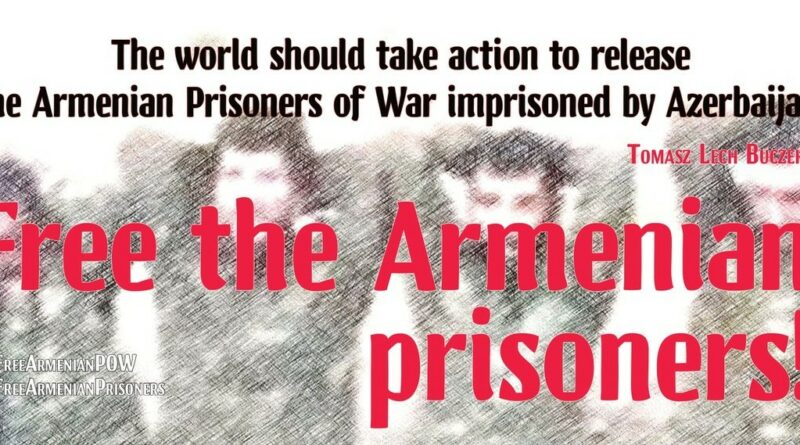 Photo of Освободите армянских пленных: польский политик начал международную акцию