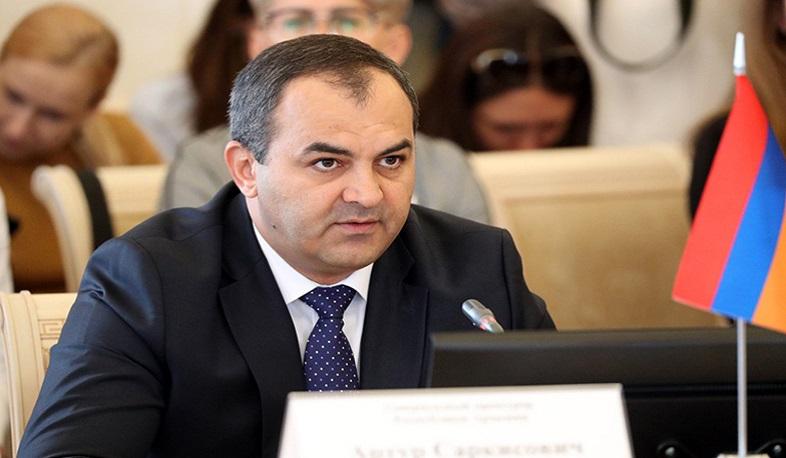 Photo of ՀՀ գլխավոր դատախազն աշխատանքային այցով ՌԴ-ում է