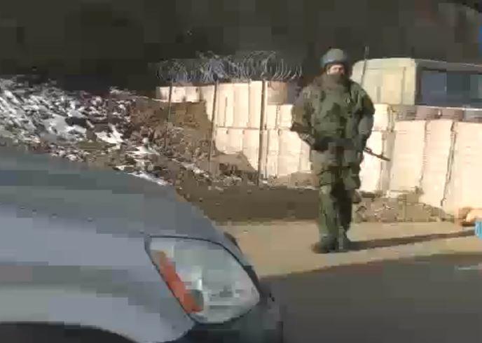 Photo of Ռուս խաղաղապահների աշխատանքը Արցախում