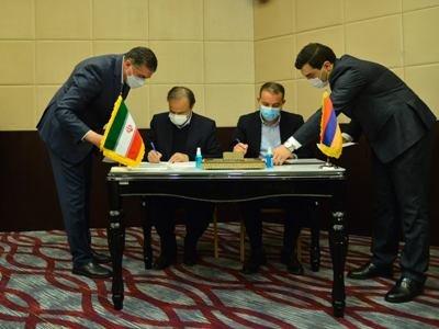 Photo of Министр экономики Армении встретился с министром промышленности и ЦБ Ирана: подписан меморандум