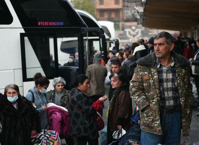 Photo of За сутки из Армении в Нагорный Карабах вернулись 188 беженцев