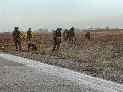 Photo of Լեռնային Ղարաբաղում ռուս խաղաղապահները վնասազերծել են շուրջ 19 000 պայթյունավտանգ առարկա