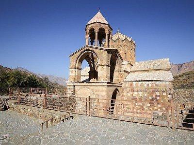 Photo of Tasnim: Сурб Степанос – один из армянских монастырей Ирана в списке Всемирного наследия ЮНЕСКО