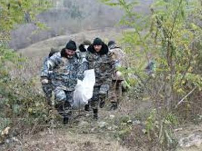 Photo of Հադրութի, Սղնախի եւ Ջաբրայիլի ուղղություններից այսօր հայտնաբերվել է 10 զինծառայողի եւ 1 քաղաքացիական անձի մարմին. ԱԻՊԾ