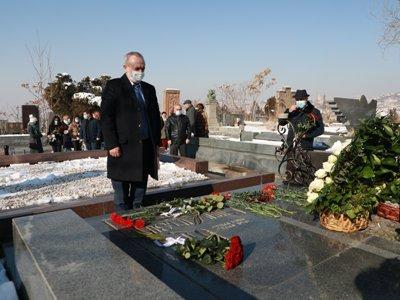 Photo of Առնո Բաբաջանյան 100. ինքը՝ ժողովուրդն է արժևորել նրա վաստակը