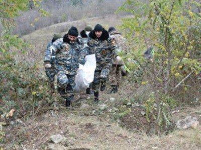 Photo of ГСЧС Арцаха: В результате поисковых работ обнаружены останки трех погибших военнослужащих