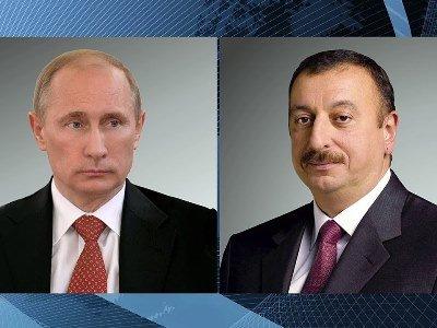 Photo of Путин и Алиев обсудили по телефону деятельность мониторингового центра в Карабахе