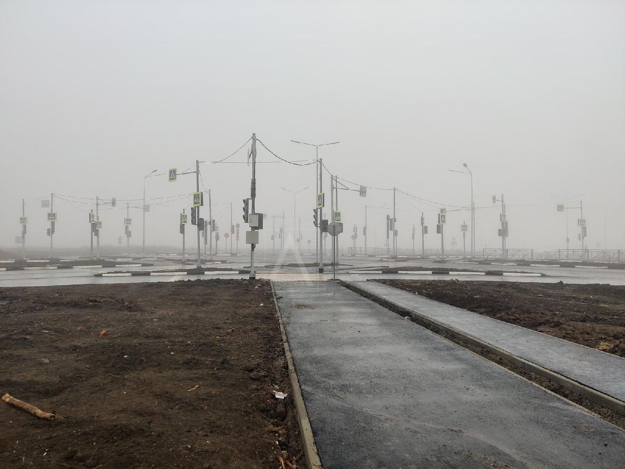 Photo of В Ростове на одном перекрестке поставили 18 светофоров