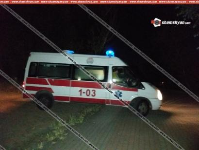 Photo of Ավտովթար Արմավիրի մարզում. բախվել են Porsche Cayenne-ն ու 06-ը. հայր ու որդի տեղափոխվել են հիվանդանոց