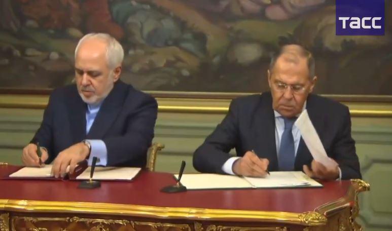 Photo of Пресс-конференция глав МИД России и Ирана