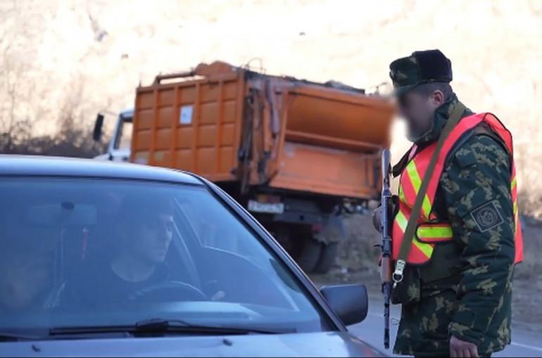Photo of Գորիս-Կապան ճանապարհի՝ վիճարկելի տարածքով անցնող 21 կիլոմետրանոց հատվածի անվտանգությունը ապահովում են ռուս սահմանապահները. Հայկական միասնական տեղեկատվական կենտրոն