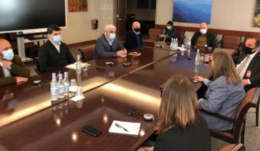 Photo of Посол США обсудила со специалистами важность безопасного возвращения пленных