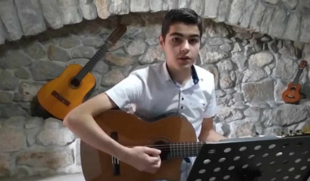 Photo of Арену Мирзояну сегодня исполнилось бы 19, но он прожил всего 18 лет, 9 месяцев, 18 дней ․․․