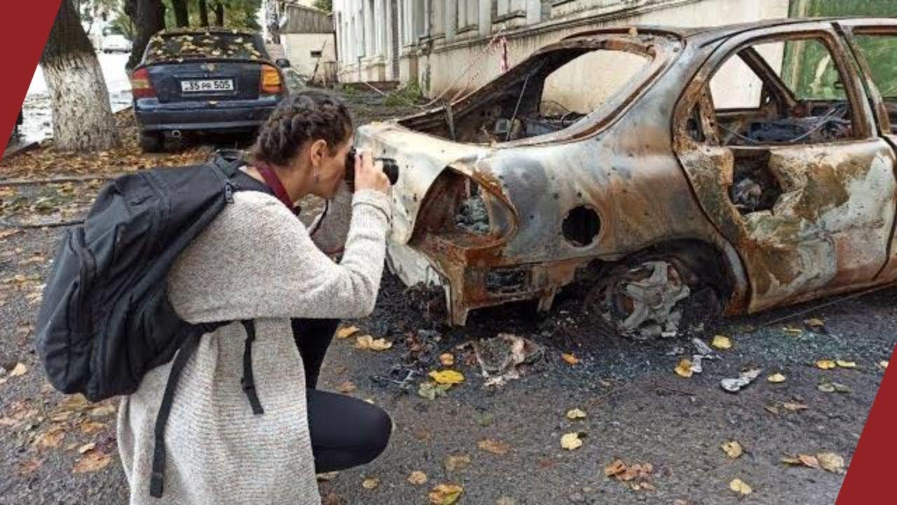 Photo of 31 декабря в городе не было салютов, но многие жители Степанакерта слышали выстрелы из Шуши