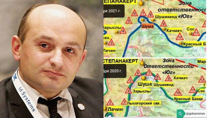 Photo of «Շրջափակված Շուշին ռուսական պլանի մի մասն է». Ստյոպա Սաֆարյան