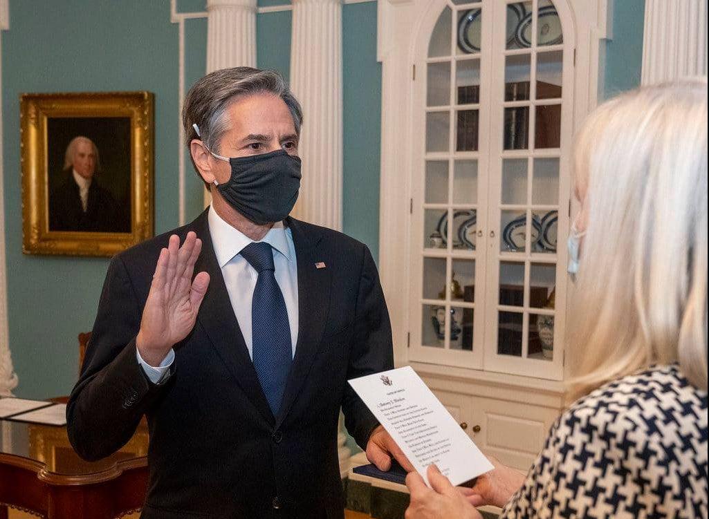 Photo of Сенат утвердил Энтони Блинкена на пост госсекретаря США