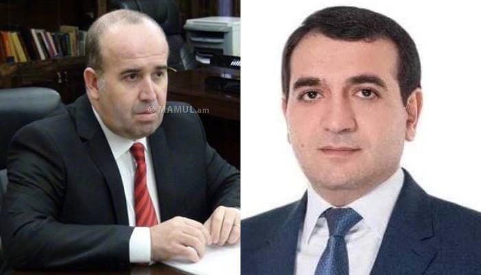 Photo of Тигран Петросян будет освобожден от должности губернатора Ширакской области. На должность губернатора будет назначен Ованнес Арутюнян
