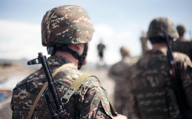 Photo of Группа военнослужащих Пограничных войск СНБ посмертно награждена медалями