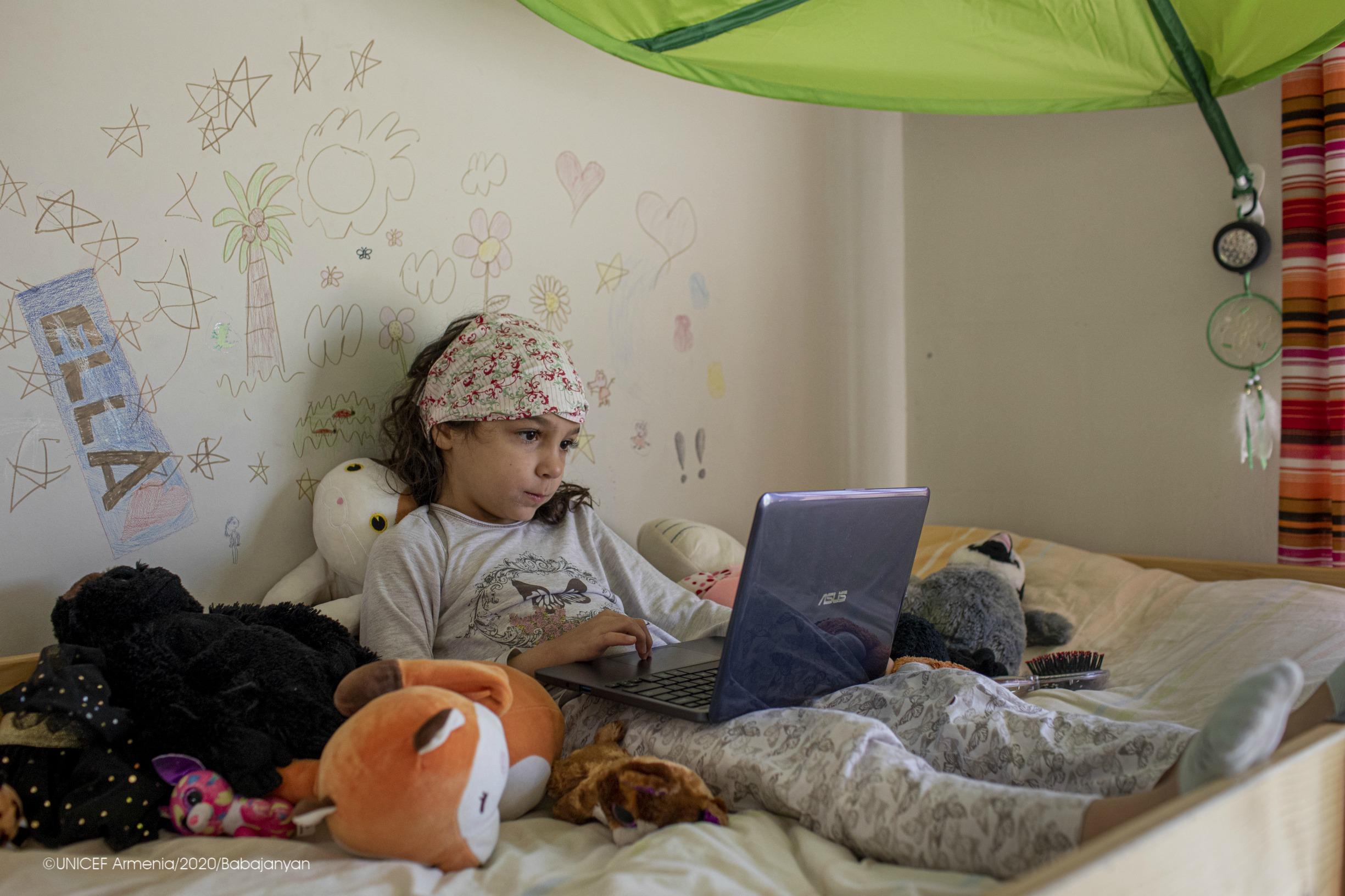 Photo of Էկրանի առաջ անցկացրած ժամանակի ավելացման ֆոնին աճում է երեխաների և երիտասարդների բարեկեցության շուրջ մտահոգությունը