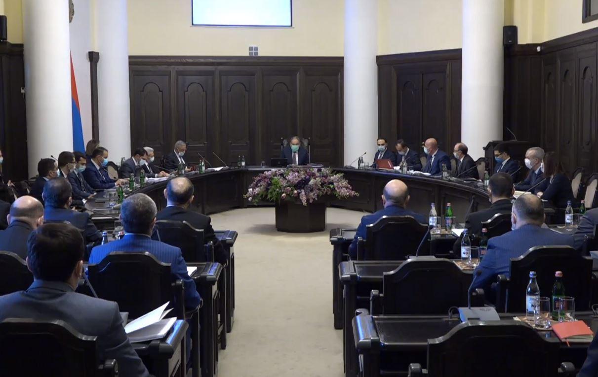Photo of Կառավարության 2021 թվականի փետրվարի 25-ի հերթական նիստը. ՈՒՂԻՂ