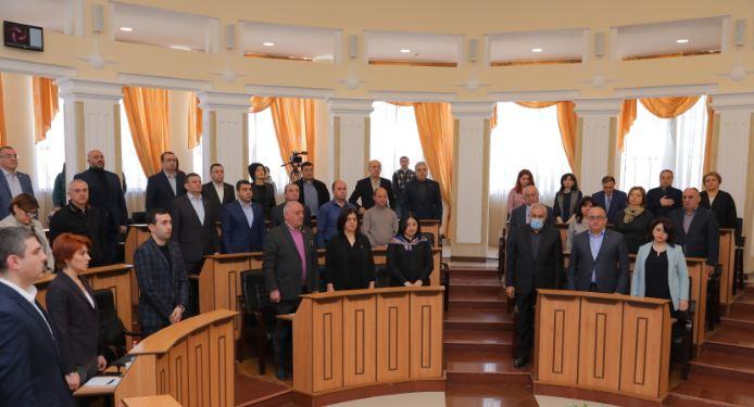 Photo of Փետրվարի 4-ին գումարվել է Արցախի Ազգային ժողովի հերթական նիստը