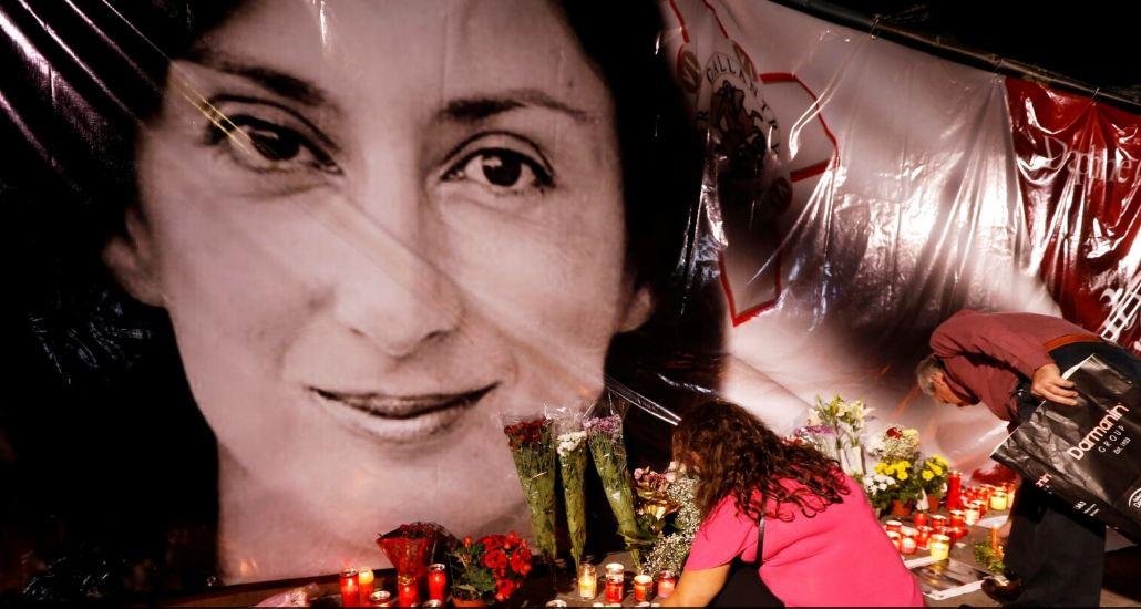 Photo of На Мальте к 15 годам приговорён убийца журналистки Каруаны Галиции