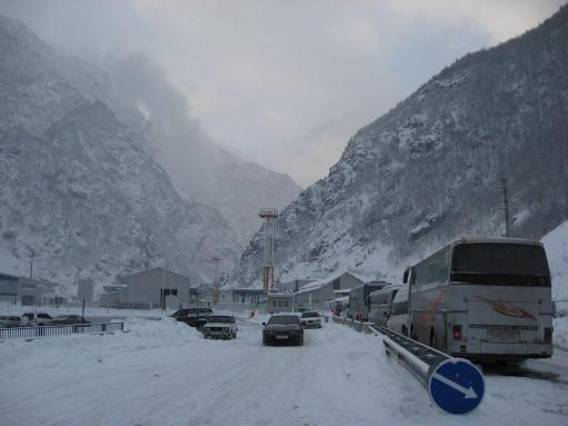 Photo of Ստեփանծմինդա-Լարս ավտոճանապարհը բաց  է բոլոր տրանսպորտային միջոցների համար