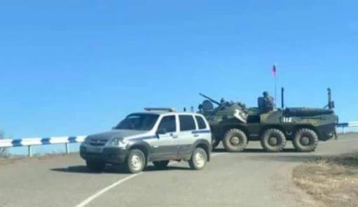 Photo of Ռուս խաղաղապահները կանգնեցրել են ադրբեջանցիների առաջխաղացումը Կապան-Ճակատեն հատվածում