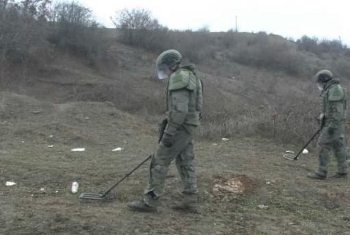Photo of Կարմիր շուկա բնակավայրում ռուս սակրավորները վնասազերծել են 400 պայթուցիկ նյութ․ ՌԴ ՊՆ