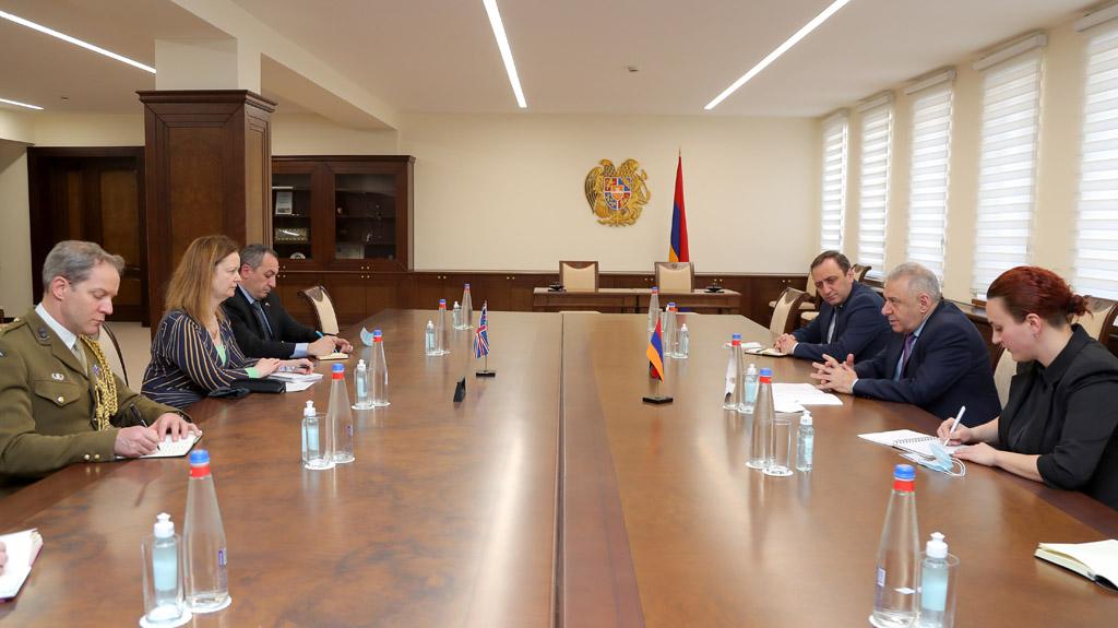 Photo of В Вооруженных силах Армении планируются структурные изменения — министр обороны