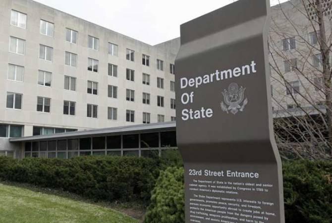 Photo of ԱՄՆ պետքարտուղարության արձագանքը՝ Բաքվում ԱՄՆ-ի դեսպանին վերագրվող հայտարարությունների մասին