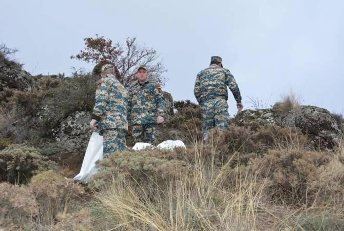 Photo of Ադրբեջանական կողմը չեղարկել է Ֆիզուլիի և Ջաբրայիլի ուղղությամբ նախատեսված որոնումները