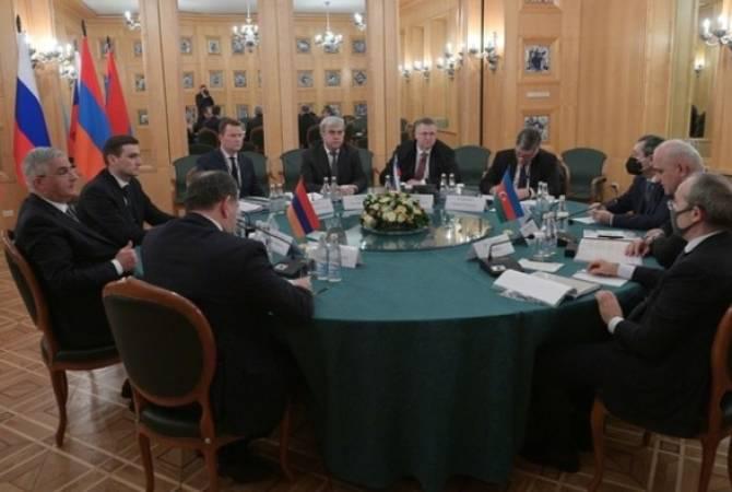 Photo of Հայաստանի, ՌԴ-ի և Ադրբեջանի փոխվարչապետների երկրորդ հանդիպումը տեղի կունենա փետրվարին