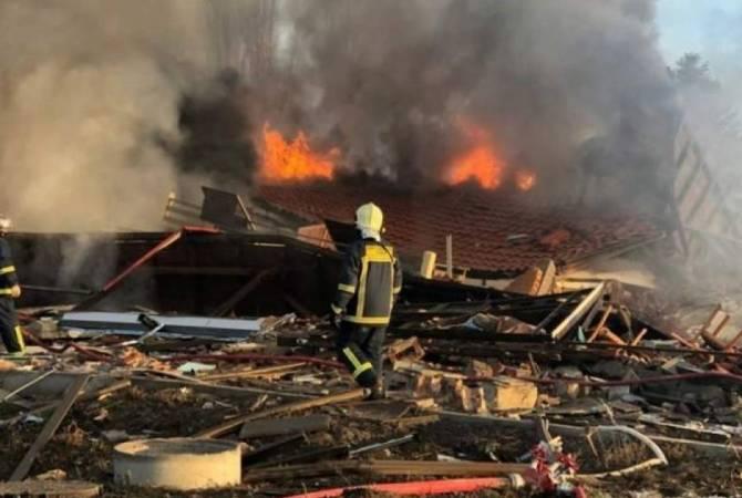 Photo of Հունաստանում պայթյունի հետեւանքով չորսհարկանի հյուրանոց Է ավերվել