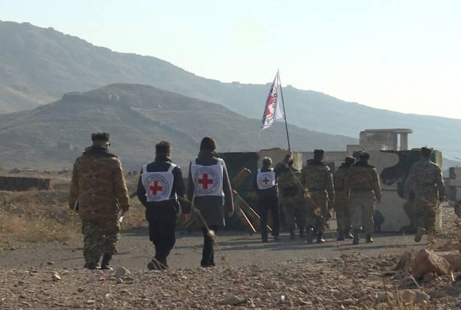 Photo of ԿԽՄԿ ներկայացուցիչները այցելել են Ադրբեջանում պահվող 4 հայ գերիներին