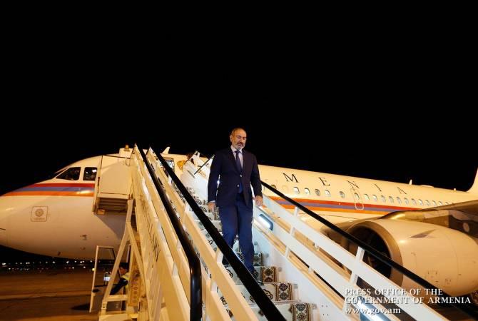 Photo of Делегация во главе с премьер-министром Армении прибыла в Казахстан