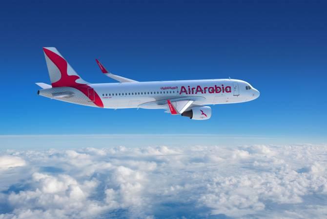 "Photo of ""Air Arabia"" возобновляет рейсы по маршруту Шаржа-Ереван-Шаржа"