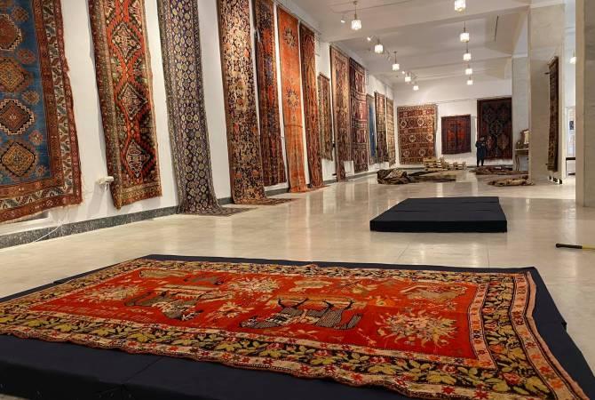 Photo of Շուշիի գորգերի թանգարանի ցուցանմուշները կներկայացվեն Երևանում