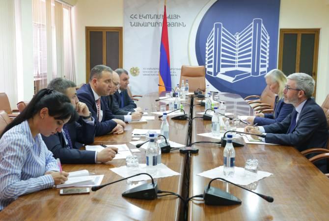 Photo of Վահան Քերոբյանը և Հայաստանում Շվեդիայի դեսպանը քննարկել են համագործակցության օրակարգային հարցեր