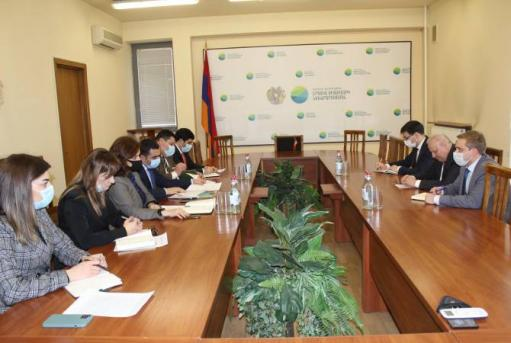 Photo of Սերգեյ Կոպիրկինը կարևորել է երկու երկրների միջև համագործակցությունը
