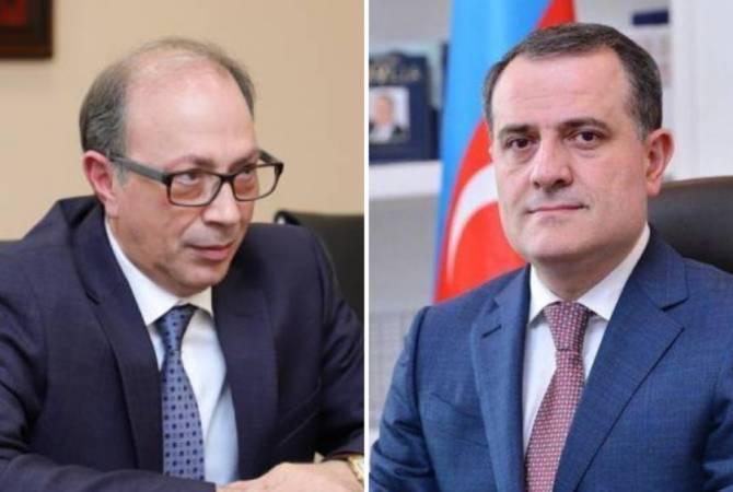 Photo of Сопредседатели МГ ОБСЕ провели видеовстречи с главами МИД Армении и Азербайджана