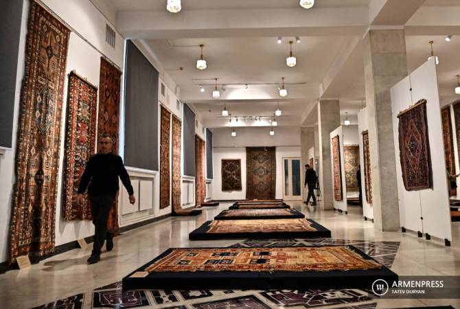 Photo of Երևանում բացվել է Շուշիի գորգերի թանգարանից տարհանված նմուշների ցուցադրությունը