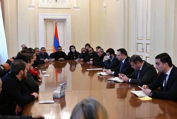 Photo of ՀՀ նախագահ Արմեն Սարգսյանը հանդիպելու է անհետ կորածների ընտանիքների անդամների հետ